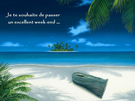 Bon week-end !