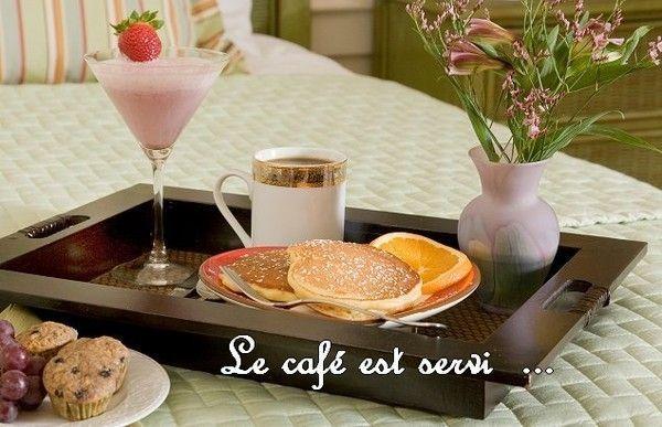 Gifs bon matin page 2 for Petit dejeuner en amoureux maison