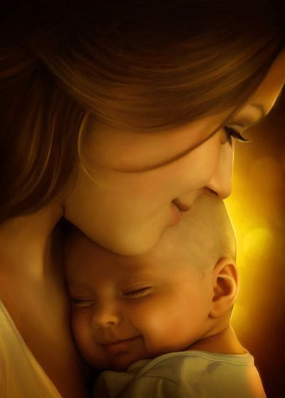 L'amour d'une mère, sans condition